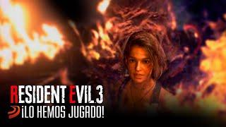 ¡Hemos jugado a Resident Evil 3! Zombies, multijugador y sustos para un remake con mayúsculas
