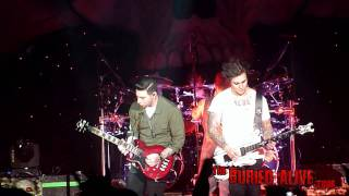 Avenged Sevenfold - Bat Country - Live @ Buried Alive Tour, Ft. Wayne, Indiana 11/30/2011