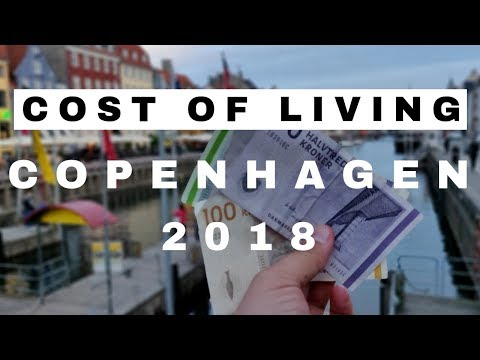 Cost of living in Copenhagen (Denmark)