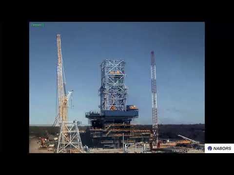 Big Foot MODS 400 - Ultra Deepwater Platform Drilling Rig