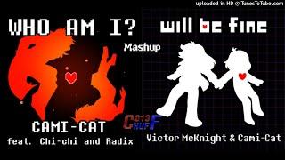 MASHUP | Cami-Cat, Radix, & Chi-chi Vs. Victor McKnight & Cami-Cat - Am I Fine? | C013 Huff