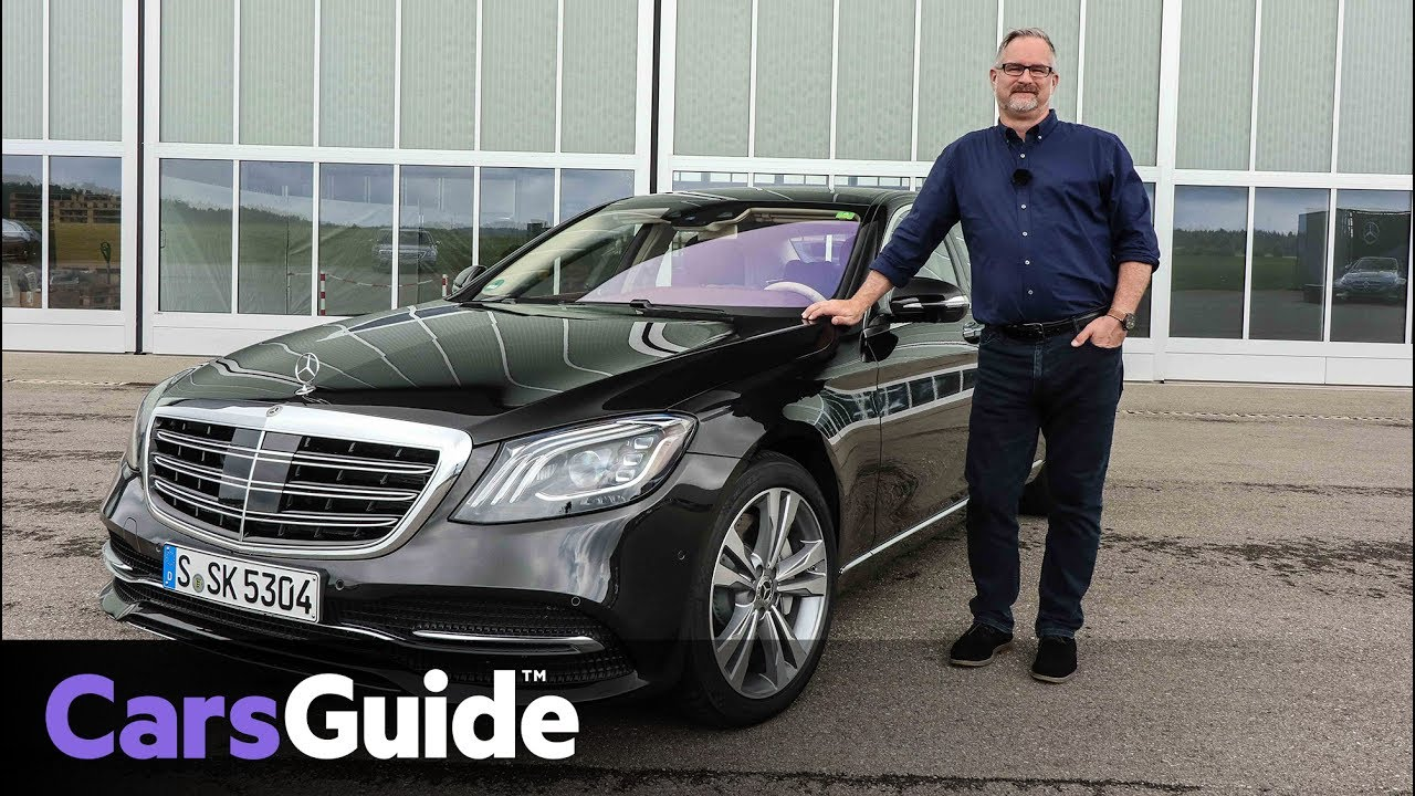 Mercedes Benz S Cl 2017 Review First Drive Video