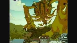 Godzilla la serie (nueva familia 2) parte 3