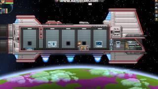 Starbound Космические путешественники  #1 Начало приключения