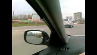 Странное происшествие с авто в Самаре