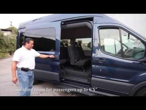Next Generation 15 Passenger Van