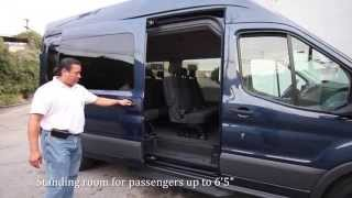 Next Generation 15 Passenger Van thumbnail
