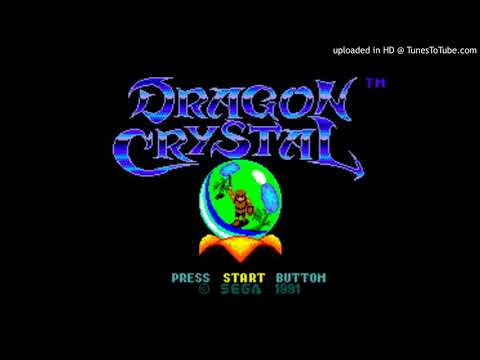 """Dragon Crystal (Game Gear) 21-30 Remix """"Anxiety"""""""