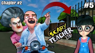 Chapter 2 | Scary Teacher 3d Chapter Two | Scary Teacher 3d Full Gameplay