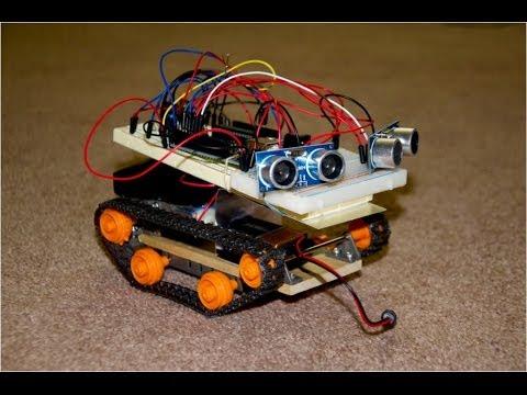 self balancing robot instructables