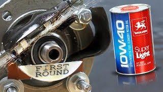 Wolver Super Light 10W40 Jak skutecznie olej chroni silnik?