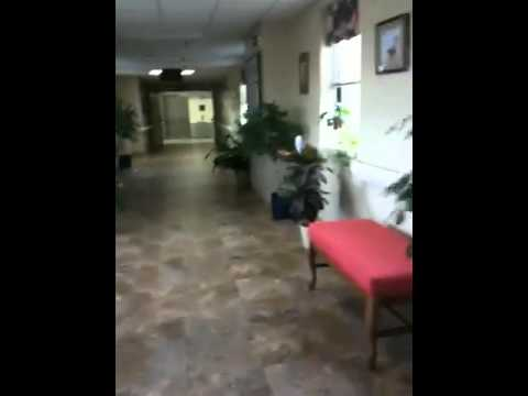 Inside hospice