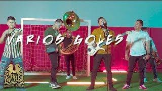J Tres - Varios Goles ft. Fuerza Regida y SerTres (En Vivo)