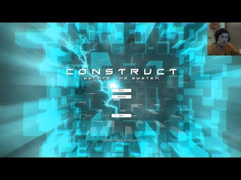 Construct: Escape The System #1 - Of Flashlights and Machines