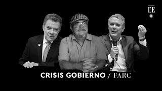 Crisis en el proceso con Farc: ¿Dejará Colombia que se le escape la paz?  | El Espectador