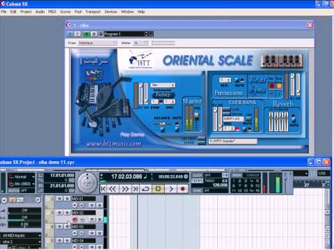 Download Free Oriental instruments plug-in: SIKA Oriental