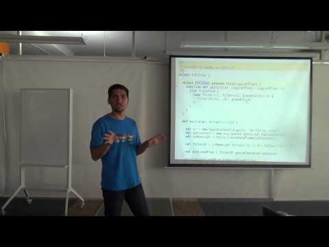 Anatomy of Data Frame API : Deep dive into Spark SQL Data Frame API