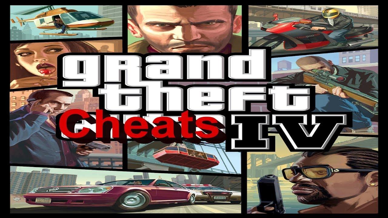 Gta 4 Cheats Für Xbox 360