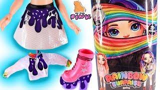 ОДЕЖДА ИЗ СЛАЙМА для Куклы своими руками! POOPSIE RAINBOW SURPRISE DOLL DIY CLOTHING / Май Тойс Пинк