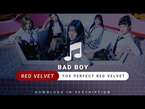 Red Velvet 레드벨벳 'Bad Boy' (Download Song)