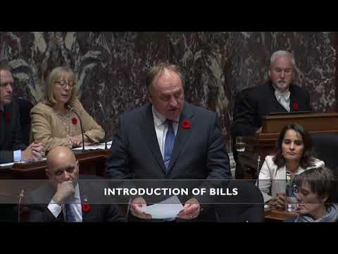 Reintroducing a bill to protect RDSPs and RESPs from creditors