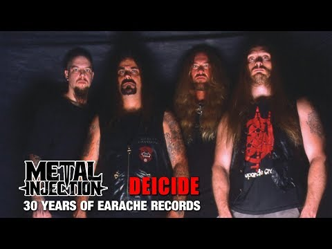 DEICIDE Gets Their Label Drunk Before Signing - 30 Years Of Earache Records | Metal Injection