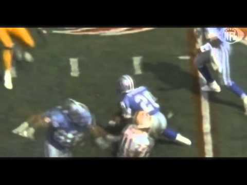 Barry Sanders Ultimate Highlight Video HD