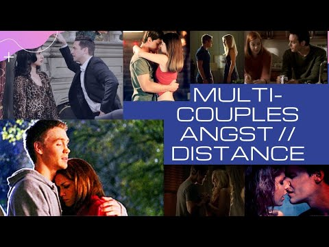 Multi-couples // Distance {Birthday Collab}