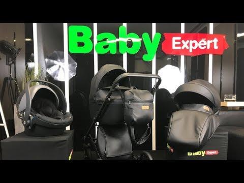 Wózek dziecięcy - Anex Cross 3w1
