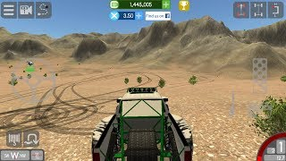 GigaBit Off Road Car Simulation Android IOS Gameplay HD | Best Car Games for Kids