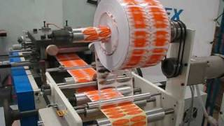 Label Diecut machine