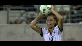 (1) U-20 Germany vs France 11.25.2016 / WWC