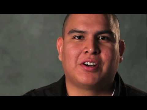 Thank You - From the Students of the American Indian College Fund