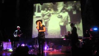LIKE A MOTORWAY - Saint Etienne, live in Athens, 07/02/2015
