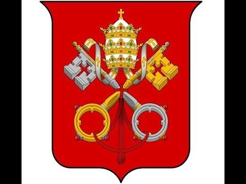 Make Papal States Great Again [EU4 Timelapse]