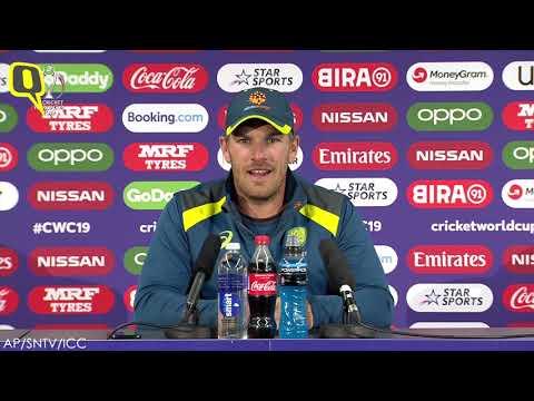 Australia v England Semi Will be 'Great': Finch   The Quint