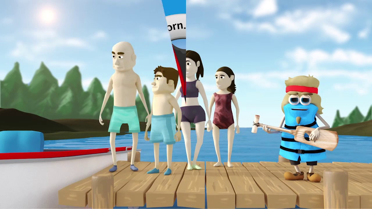 In this video LJ and friends take you on a boating adventure. This video shows why it's important to wear a life jacket. Life jackets come in many different sizes, styles, and colors, so choose the right one for you and your activity. Different types of life jackets are shown in this video. See how many you can identify. Life Jackets Worn…Nobody Mourns. Learn more at PleaseWearIt.com.