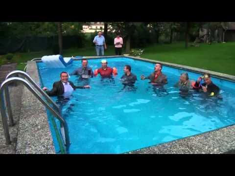 Elektro Hörbelt cold water challenge vom hof schlichtmann am 01 08 2014