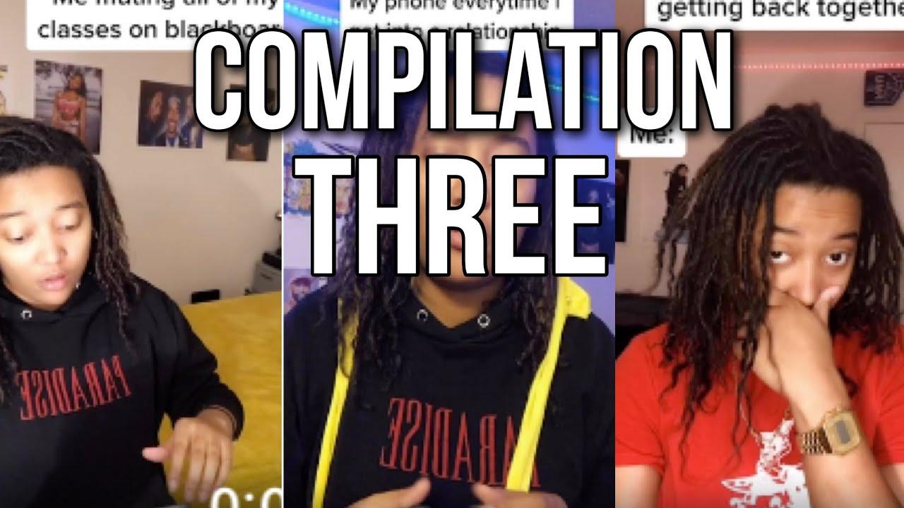 Download LGBTQ Lesbian TikTok Compilation #3 Kickitwithdre