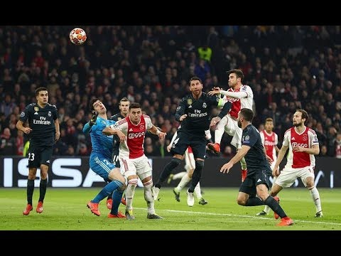 Champions League has its first VAR controversy as Ajax have goal ruled out against Real Madrid Mp3