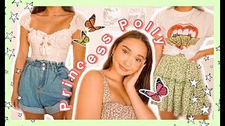 A THICC SUMMER/SPRING TRY ON CLOTHING HAUL 2019| ft. princess polly :)