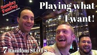 7 Random Slot Machines! ✦ SUNDAY FUNDAY - Playing what I want! ✦ Every Sunday!