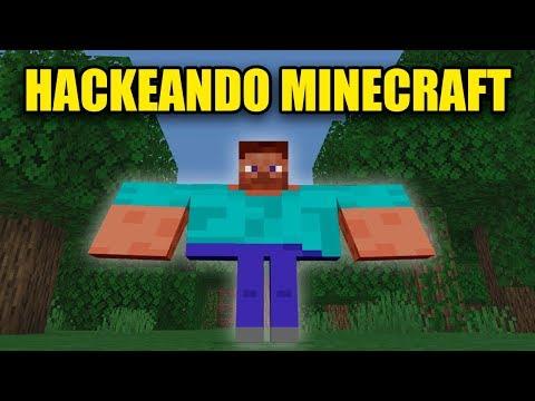 Hackeando Minecraft: ¡Steve Pierde La Cabeza!
