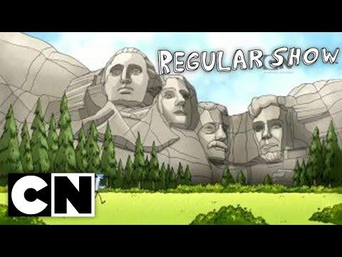 Regular Show - USA! USA! (Original Short)