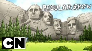 Regular Show - USA! USA! (Original Short)