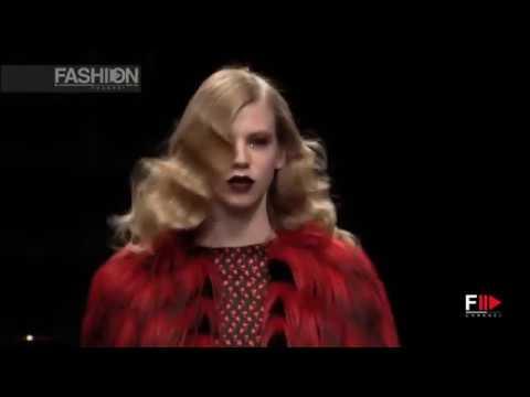 JOHN RICHMOND Full Show Fall 2016 Milan Fashion Week by Fashion Channel