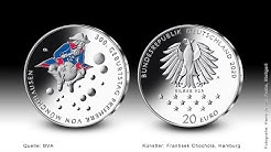 Ausblick ins neue Jahr - Deutsche Münzen 2020