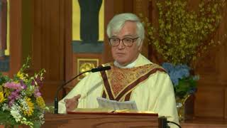 Fr. Robert Holz's Homily for the 6th Sunday of Easter