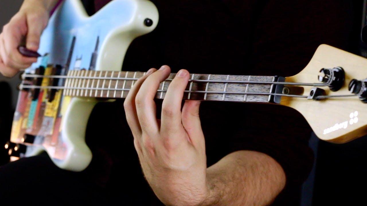 2 String Bass Jam