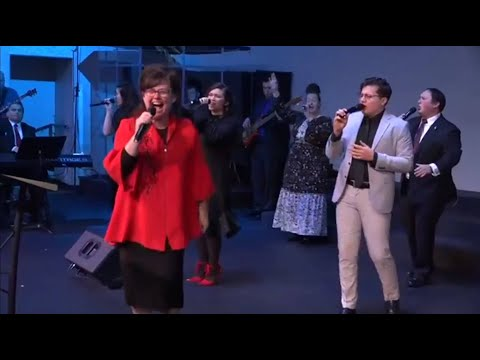 """Bless The Lord Oh My Soul"" – Shara McKee & The Pentecostals of Katy Church"